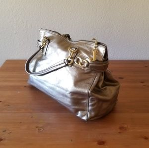 Juicy Couture Gold Purse